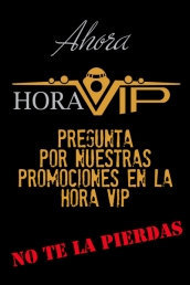 Promotions / VIP Hour